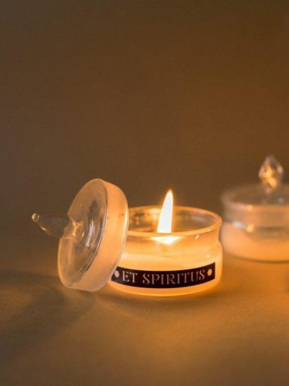 Ароматическая свеча Welcome